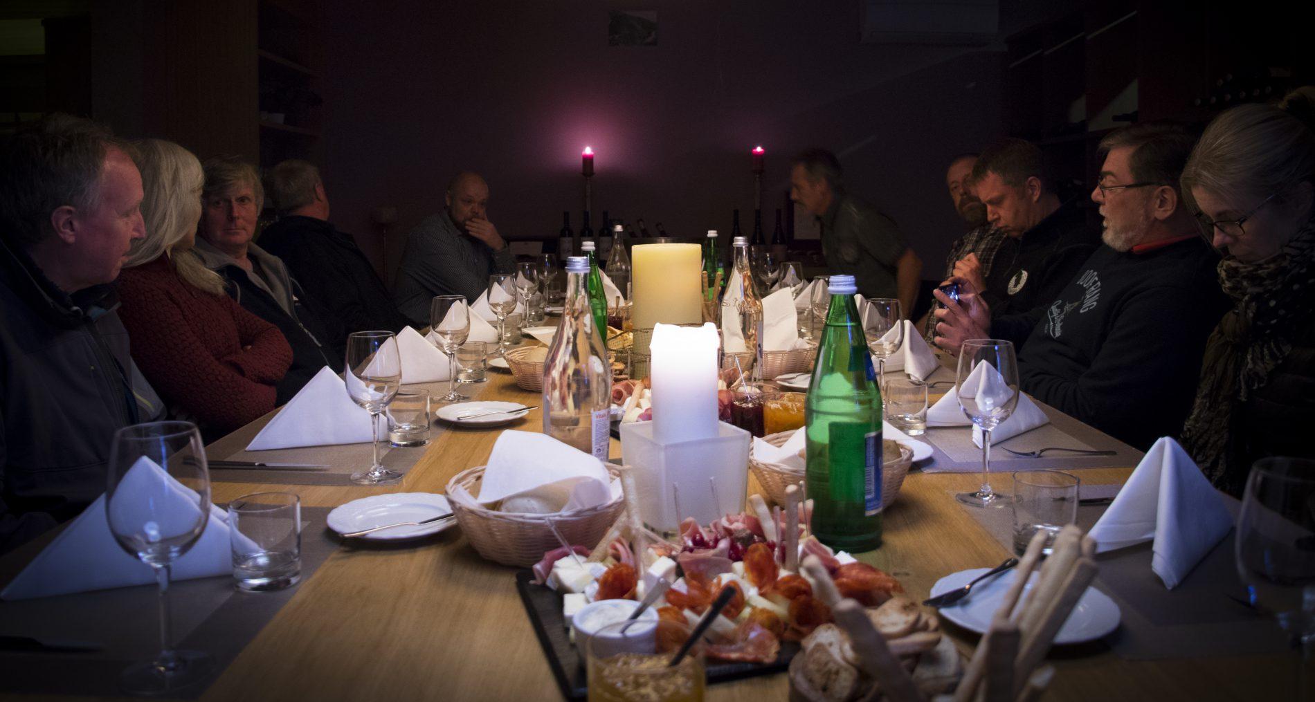 Portugal - middag