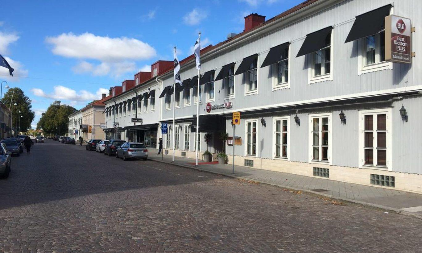 Best Western Edward hotel Lidköping