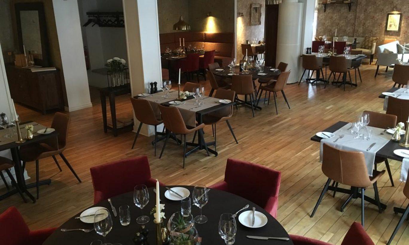Best Western Edward hotel Lidköping restaurang feeling