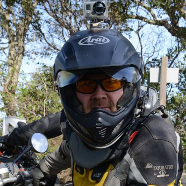 Stefan Wärnklint (en otroligt nöjd resenär), Tidaholm – deltagare på testresa Portugal februari 2013