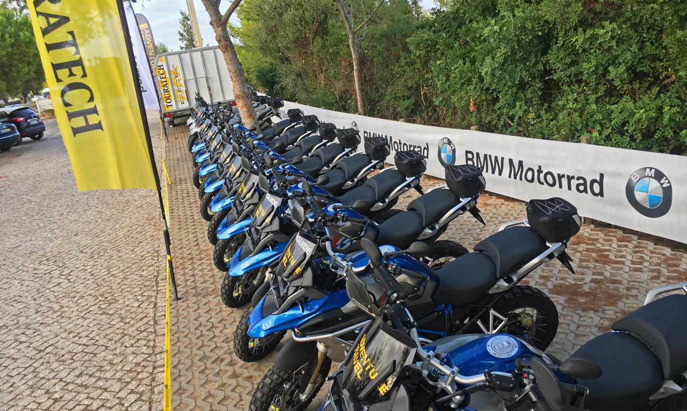 Touratech Experience BMW mc
