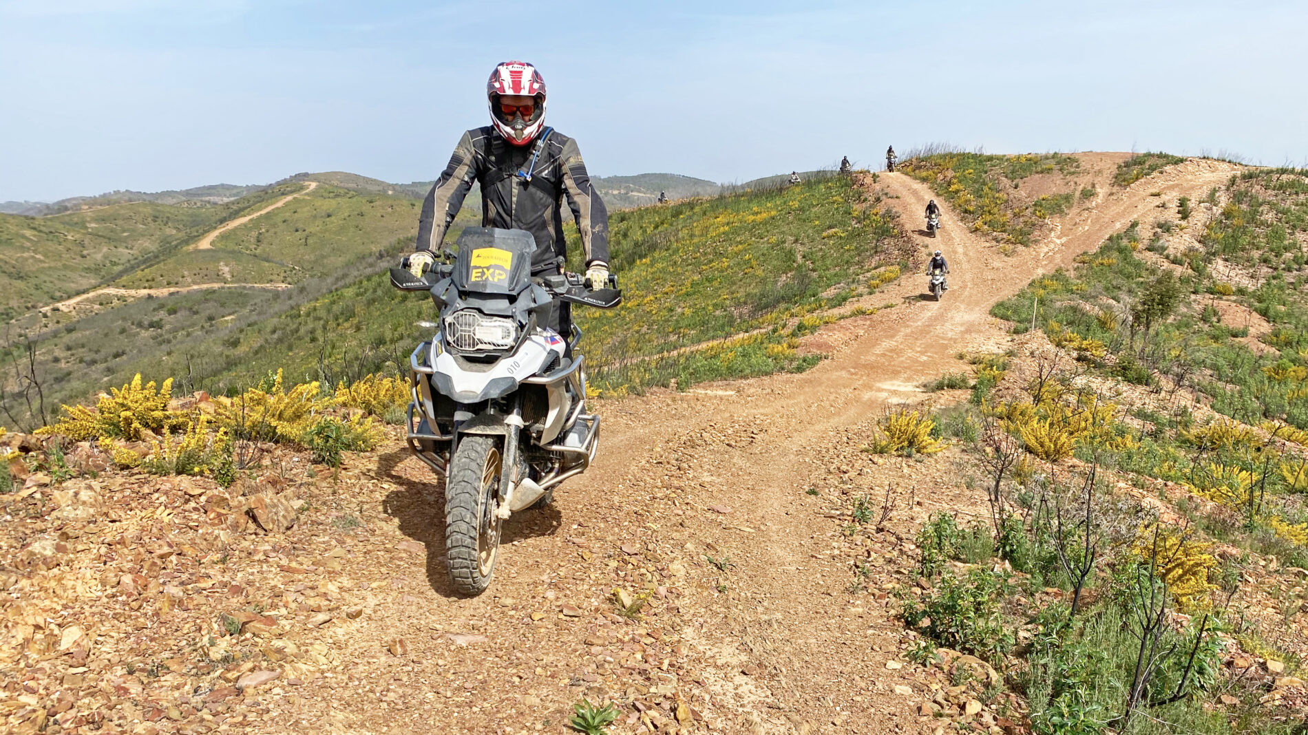 Portugal - Algarve Mountains | Touratech Experience
