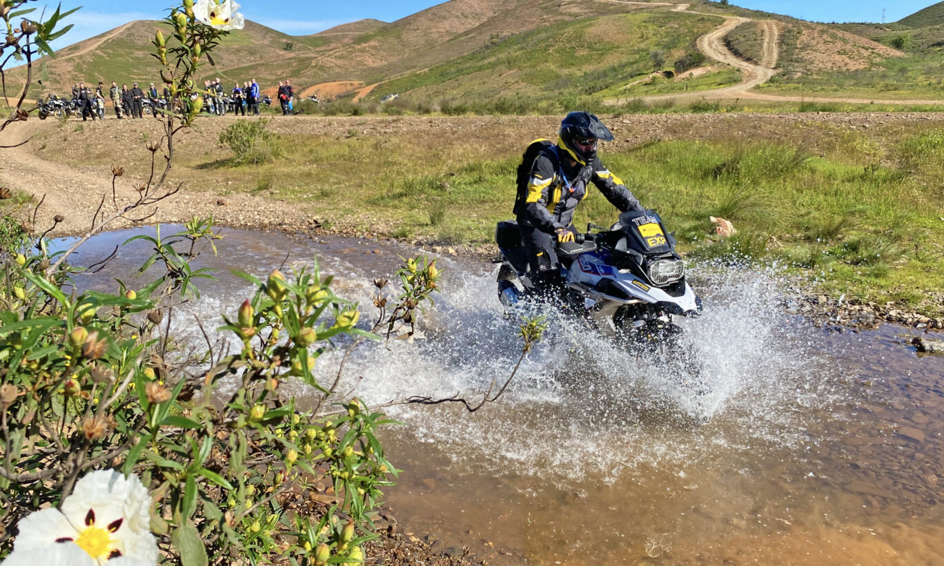 Portugal - Algarve Mountains   Touratech Experience