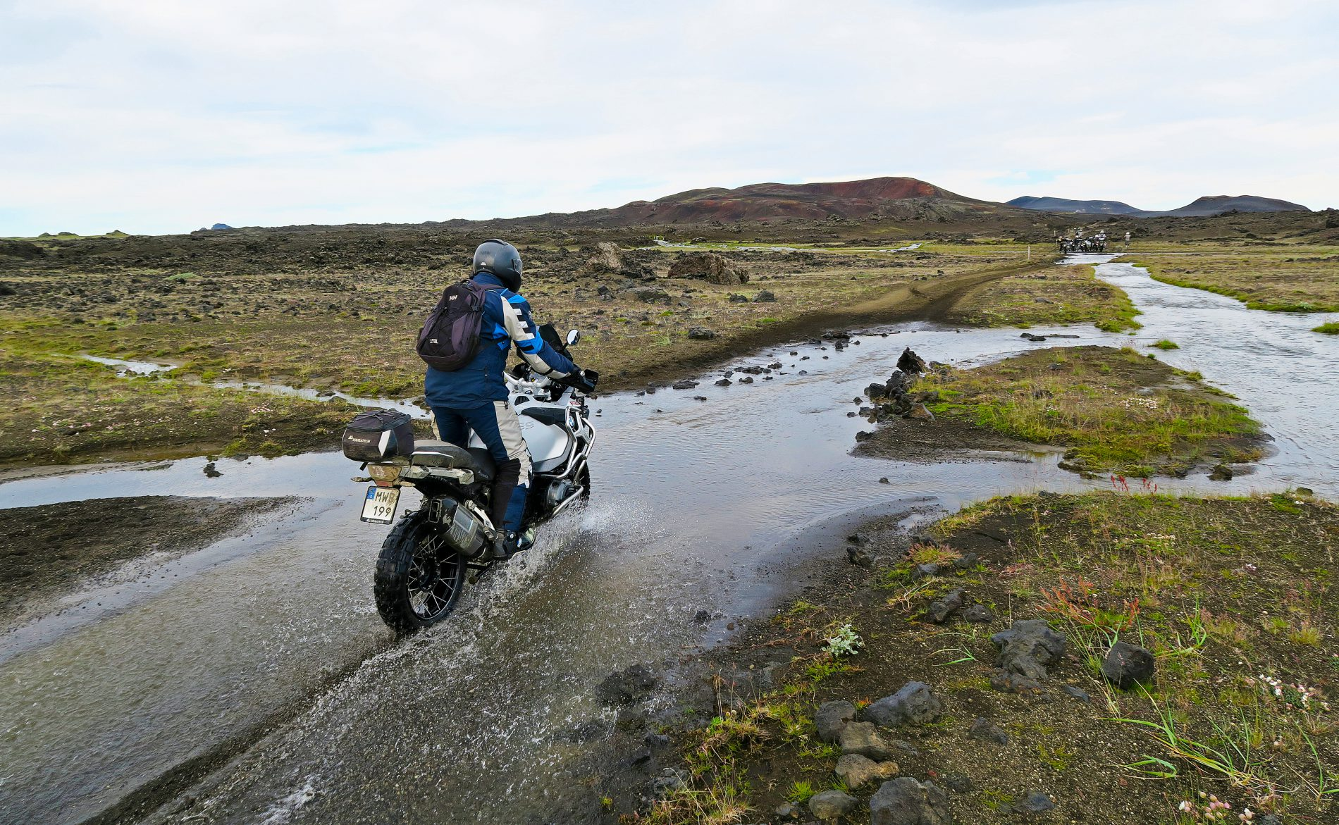 Touratech Experience - Island mc-resa