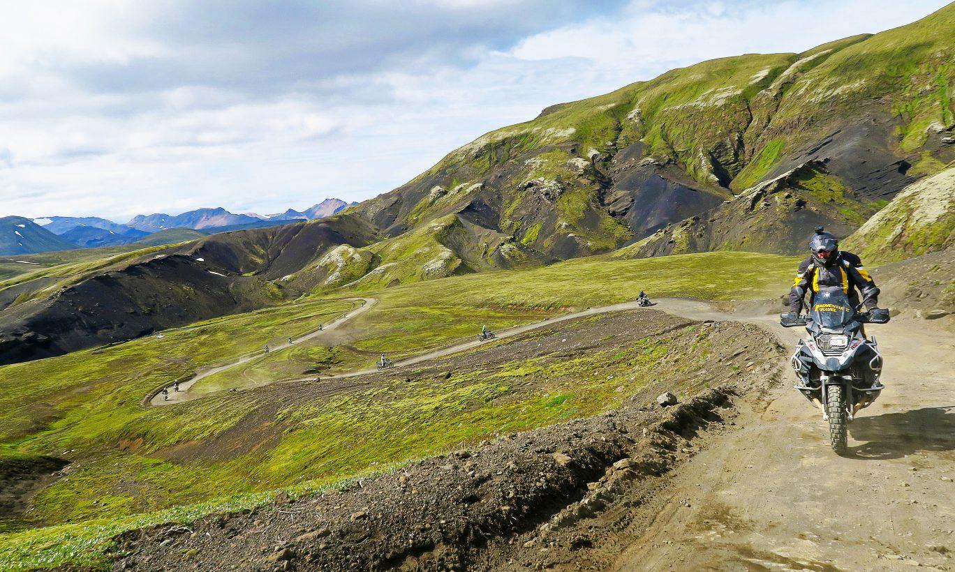 Touratech Experience mc-resa till Island
