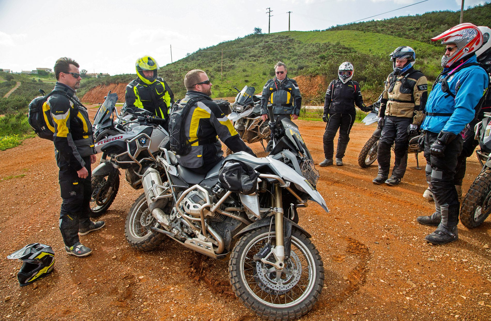 Touratech Experience Portugal mc-resa