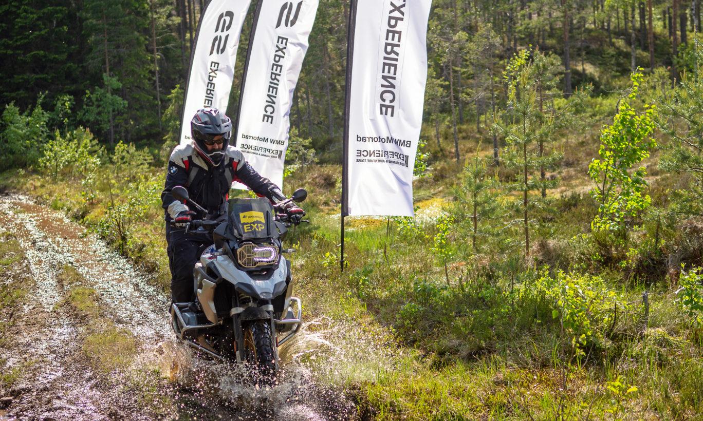 Touratech Experience Adventure Days Säfsen. Fotograf Johan Söderström