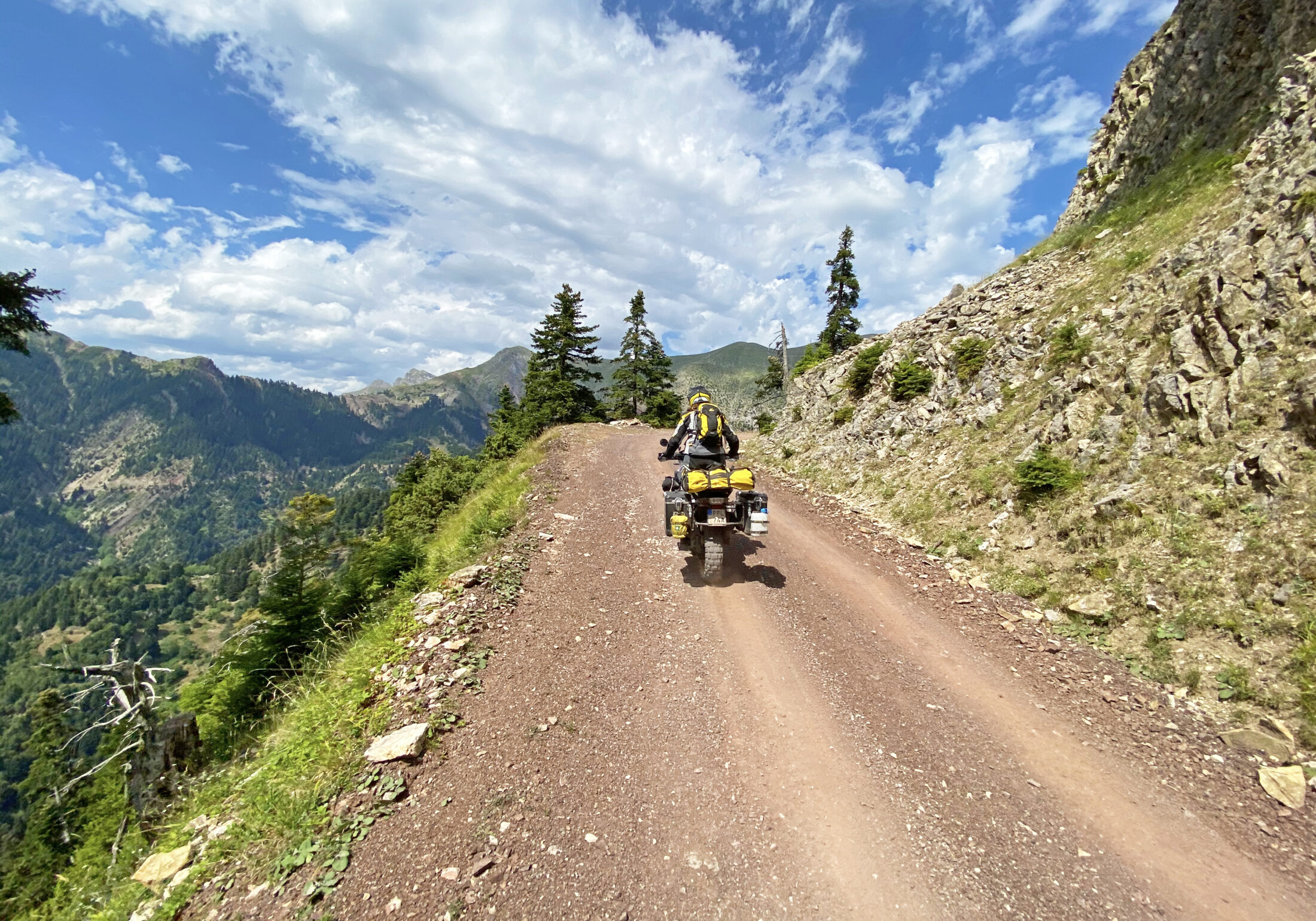 Grekland / Greece - from sea to sky | Touratech Experience