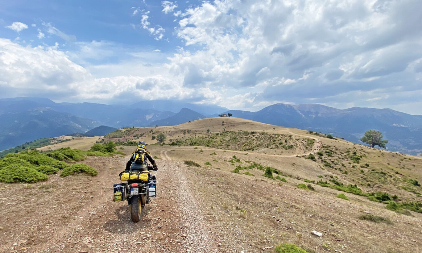 Grekland / Greece - from sea to sky   Touratech Experience