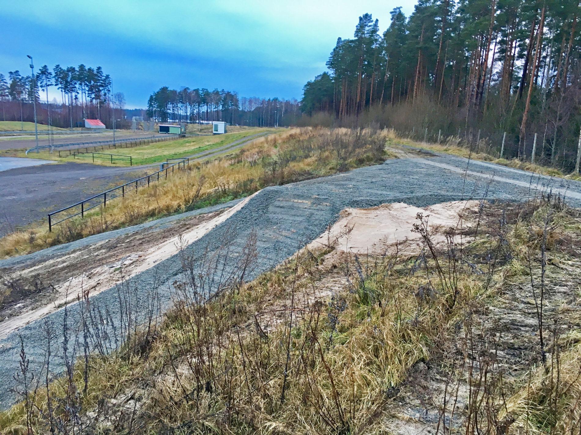 Touratech Experience förarutbildning offroad övningsområde Lidköping Basic & Advanced