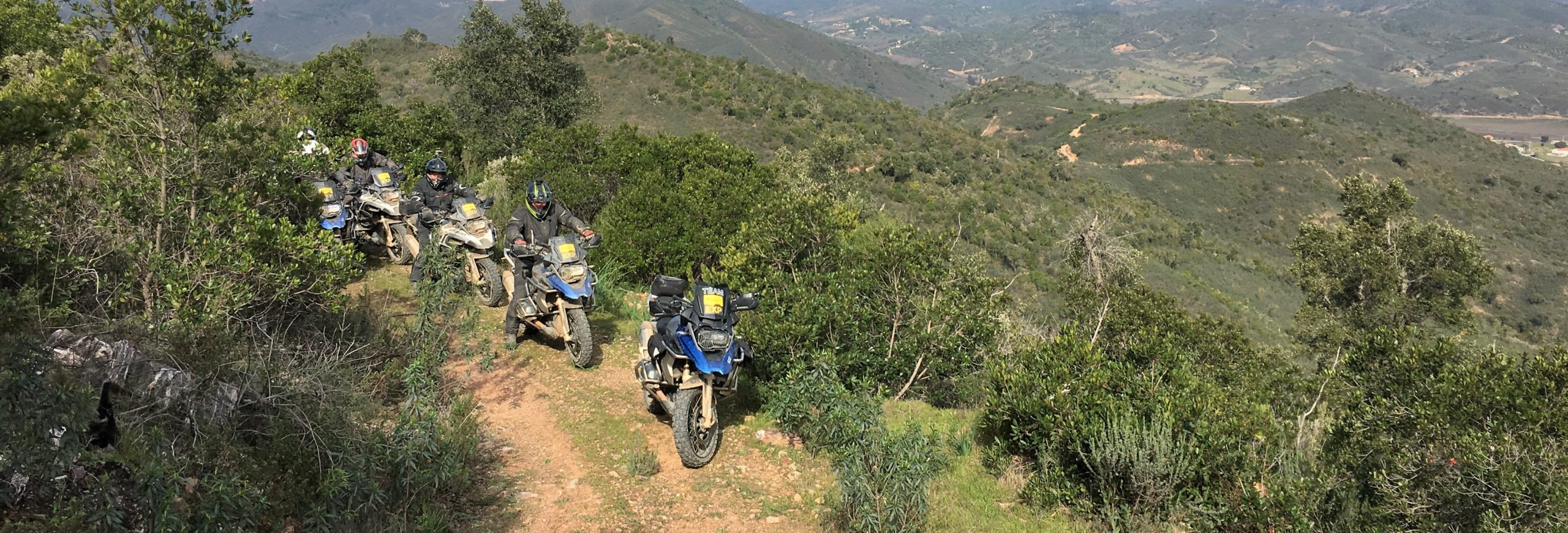 Touratech Experience Portugal 2019, February 9-16
